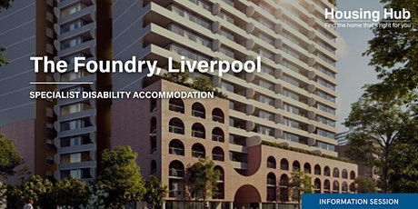 The Foundry Liverpool Information Session tickets