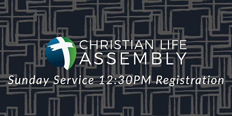 Sunday Morning 12:30PM Service tickets