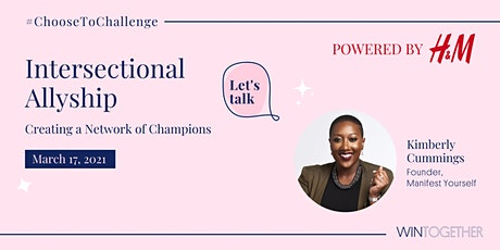 Intersectional Allyship: Creating a Network of Champions tickets