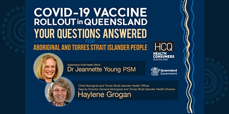COVID-19 vaccination roll-out in Queensland: your questions answered tickets