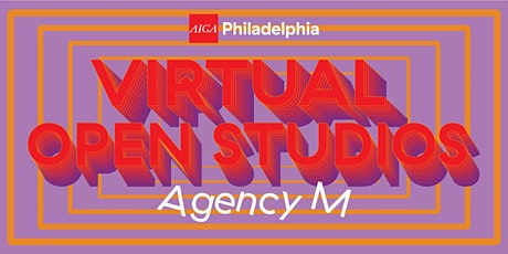 Virtual Open Studio Tours 2021: Agency M tickets