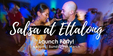 Salsa at Ettalong -  Launch tickets