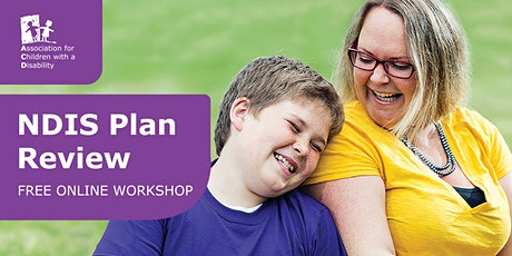 Wednesday 8pm - NDIS Plan Review tickets