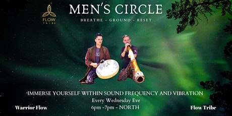 Men's Circle - Warrior Flow tickets