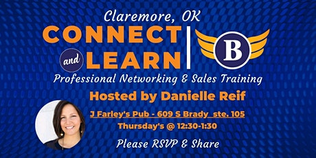 OK   Claremore Networking & Sales Training tickets
