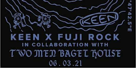 KEEN x Fuji Rock @ TMBH tickets