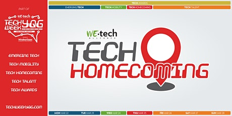 Tech Homecoming : YQG Edition tickets