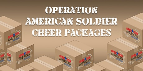Operation American Soldier Cheer Box tickets