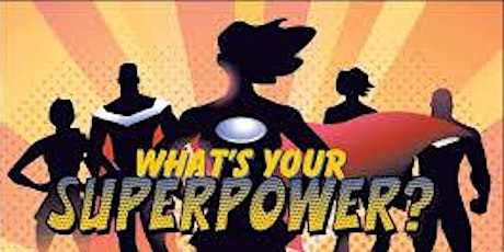 Unleashing YOUR Sales SUPERPOWERS - Talk About It Tuesday tickets