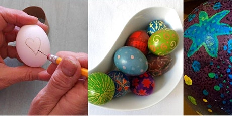 Pysanky Egg Decorating tickets