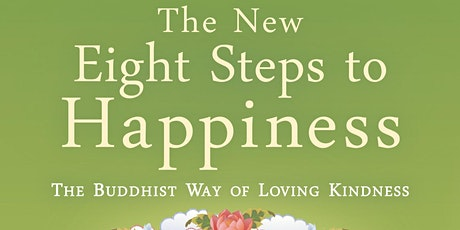 Book talk: The New Eight Steps to Happiness with Mick Marcon tickets