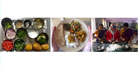 Indian Cooking with Sangam tickets