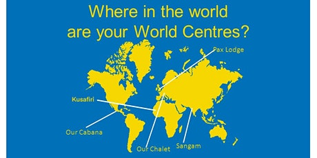 International Adventure - Travelling to a World Centre tickets