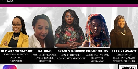 Women History Month: The Role of Black Women in America tickets