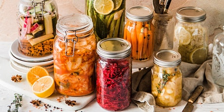 Pickling and Preserving - Webinar for Seniors tickets