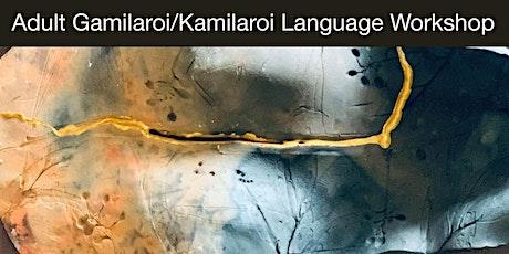 Jodie Herden Gamilaroi/Kamilaroi  Adult's Language Workshop tickets