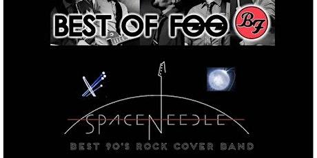 Best of Foo (Foo Fighters Tribute) & Spaceneedle (90's Tribute) tickets