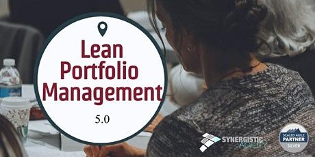SAFe Lean Portfolio Management - Remote Class tickets