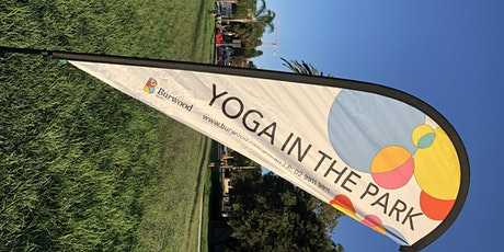 45 minutes Yoga Session | Yoga In The Park tickets