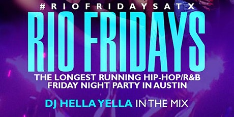 Rio Fridays ATX tickets