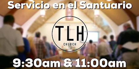 Servicio en el Santuario | Domingo 28 de Febrero entradas