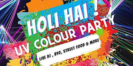 HOLI PARTY tickets