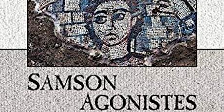 Samson Agonistes tickets
