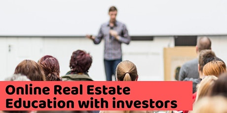 Real estate INVESTING  Introduction - Texas tickets