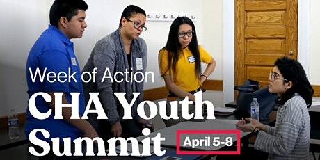 CHA Youth Summit: Day 1 tickets