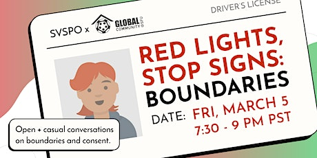 Red Lights, Stop Signs: Boundaries tickets