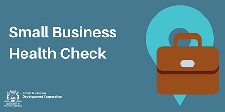Small Business Health Check tickets