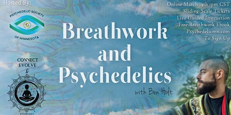 Breathwork and Psychedelics with Ben Holt tickets