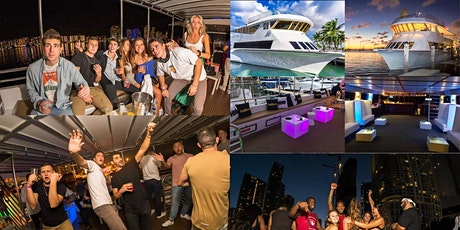 Booze Cruise Party  - Day and Night Club Party tickets