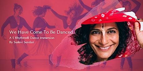 5Rhythms Dance Immersion By Sudevi Sundari at Fivelements Habitats tickets