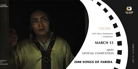 AWFF - 2000 Songs of Farida (3/15) - Official Competition tickets