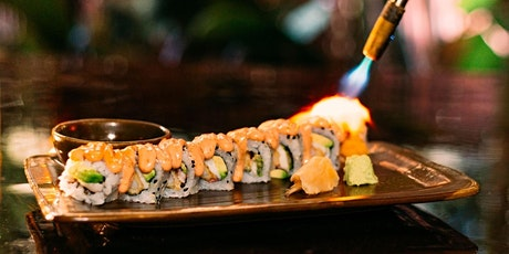 MAKI HOUR: $8 Maki Wednesday through Friday from 5pm-7pm tickets