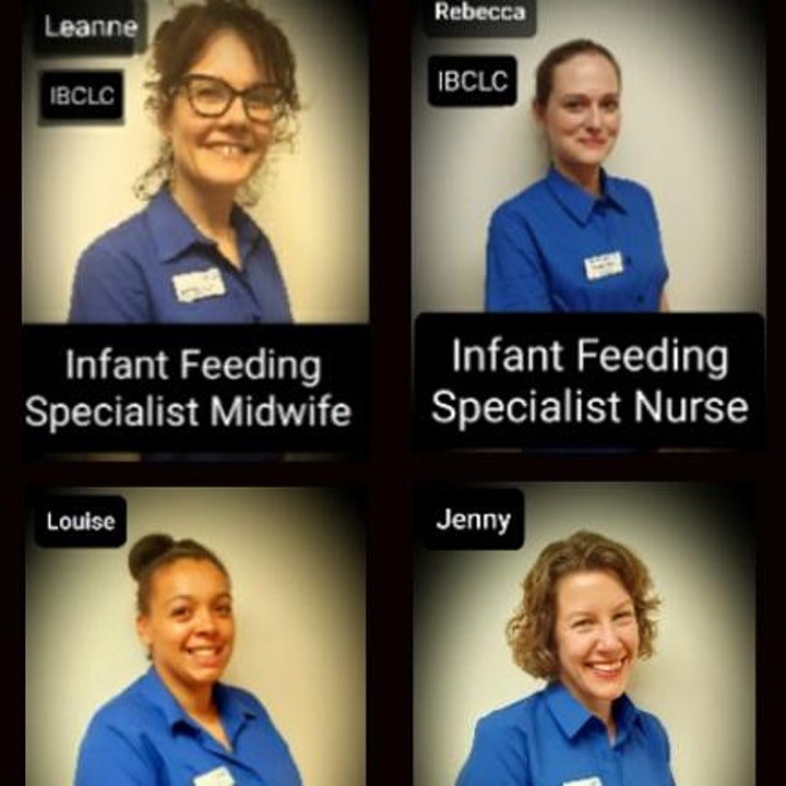 BWC Virtual Antenatal Breastfeeding Workshop Mothers and Support Partners image