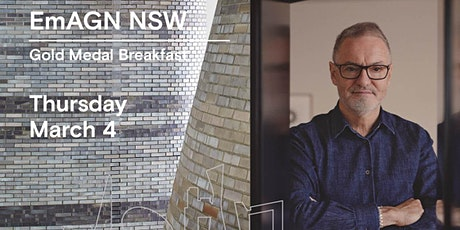 EmAGN NSW Gold Medal Breakfast with John Wardle tickets