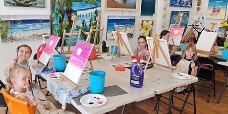 Kids Painting Class tickets