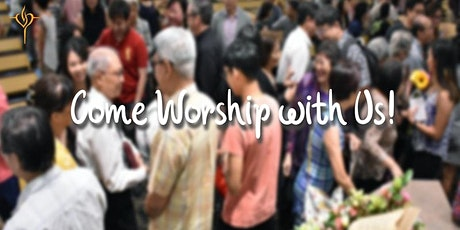 GBC English Worship Service | 13 & 14 Mar 2021 tickets