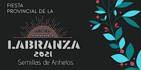 Fiesta Provincial de la Labranza boletos