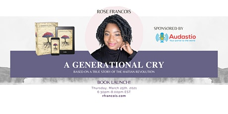 Book Launch: A Generational Cry! tickets