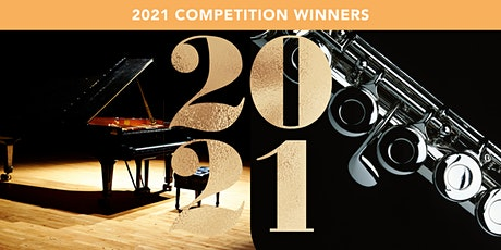 First Prize Winners of the 2021 B&B Piano and ABI Flute Competitions tickets