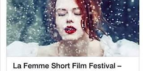 La Femme Short Film Festival tickets