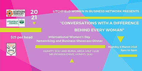 IWD Conversations with a Difference tickets