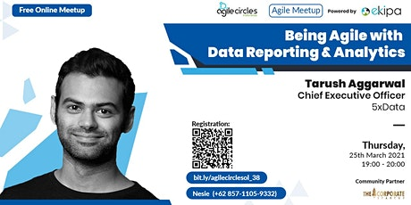 Being Agile with Data Reporting & Analytics tickets