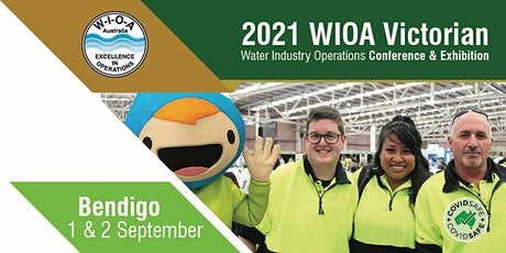 83rd Victorian Water Industry Operations Conference & Exhibition tickets