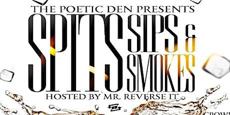 Detroit, MI - Spits, Sips & Smokes Tour tickets
