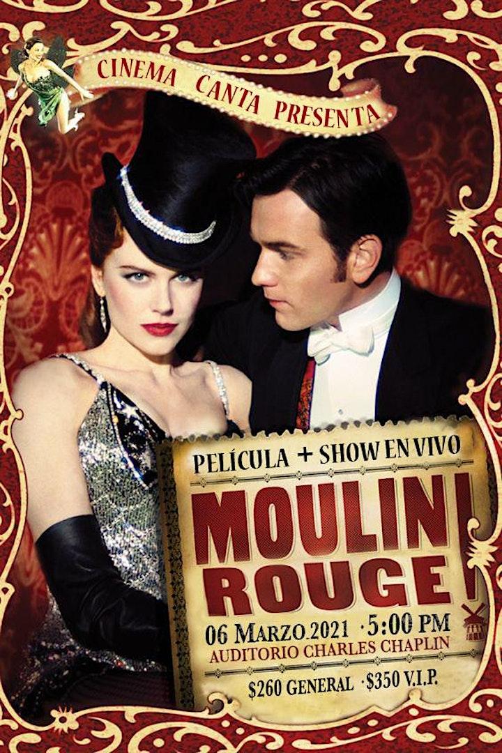Imagen de Cinema Canta Presenta: Moulin Rouge!