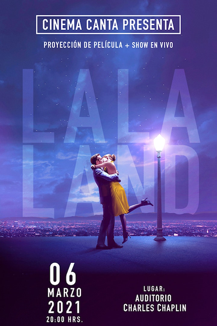 Imagen de Cinema Canta presenta: La La Land